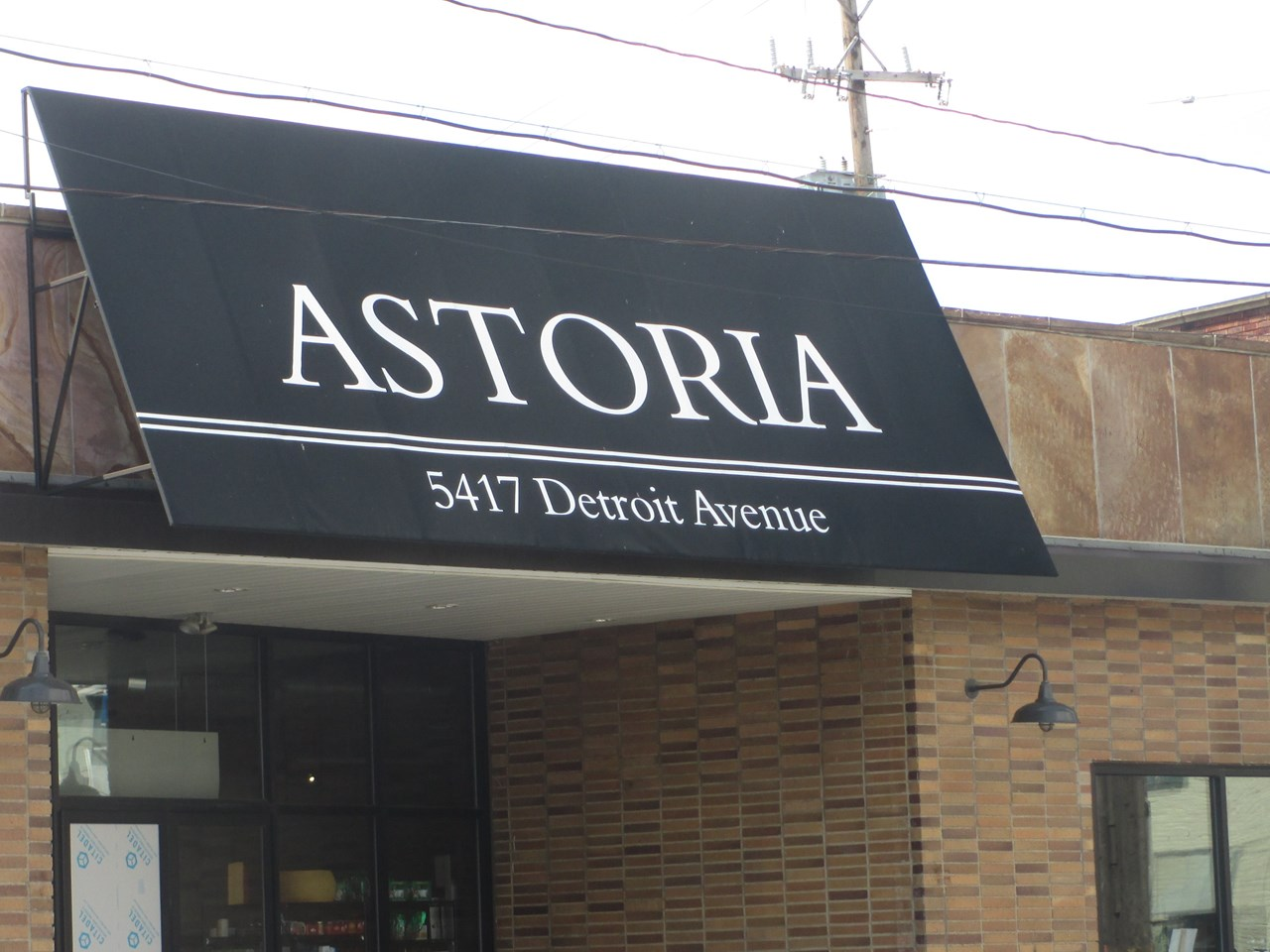 Awning Astoria